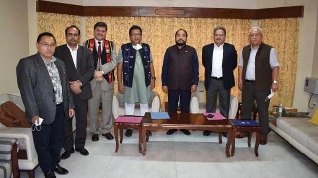 Amid Assam-Mizoram row, CM Himanta Sarma announces resolution of border dispute with Nagaland