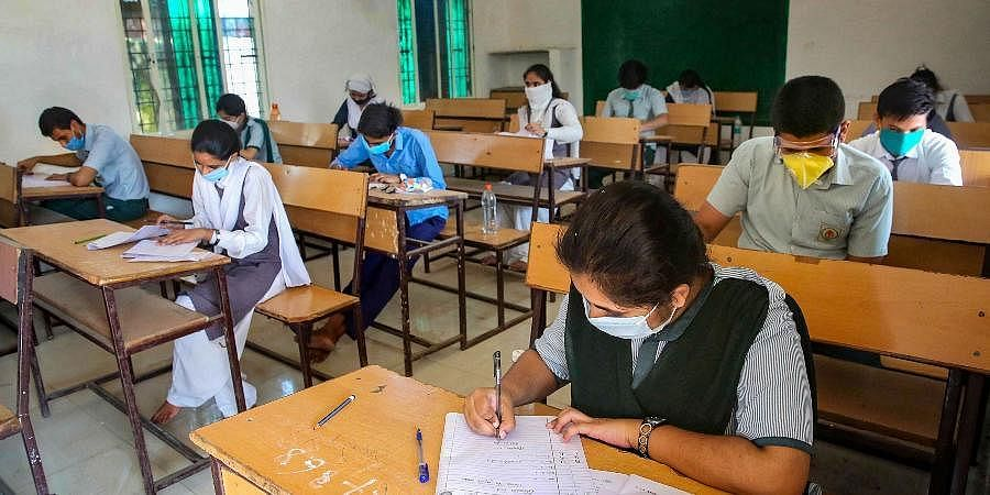Mumbai: Private category students protest over CBSE Class X, XII exams