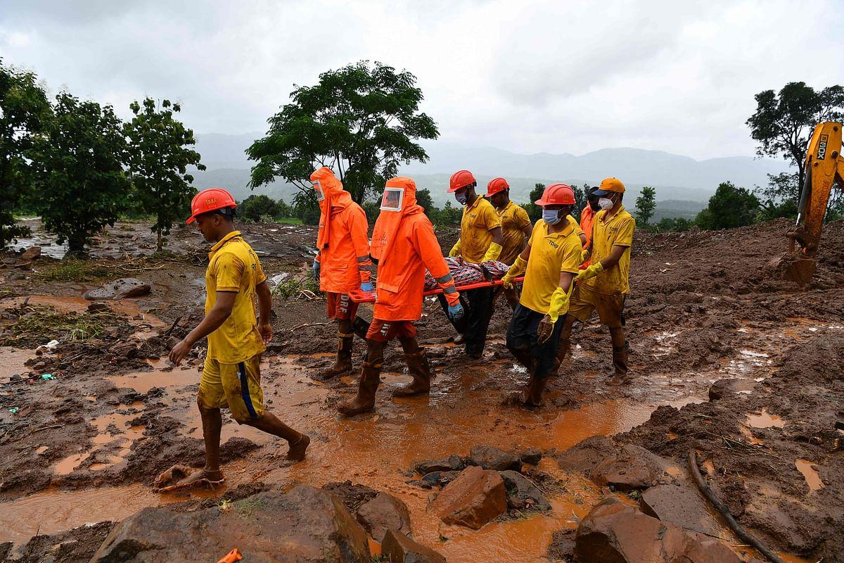 Maharashtra rain fury: Over 18,700 families affected in Mahad, Poladpur in Raigad
