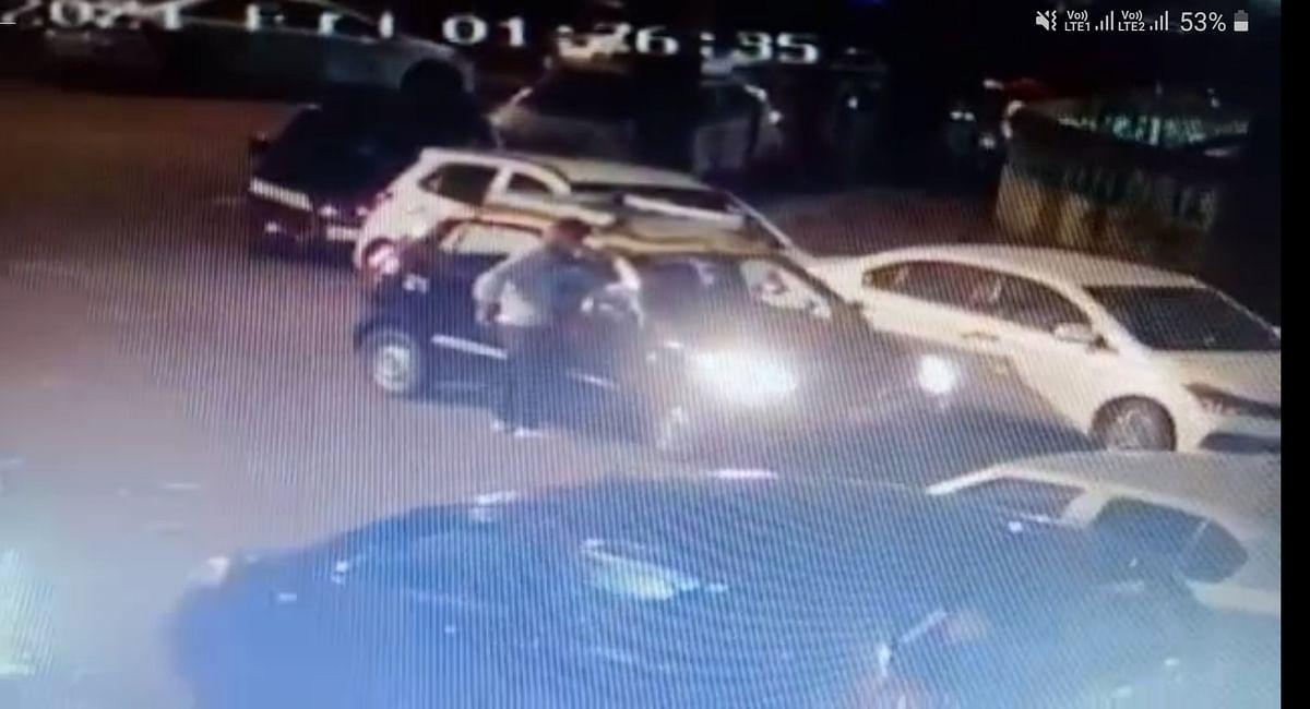 Mumbai: Taxi driver attacked by robber at Wadala