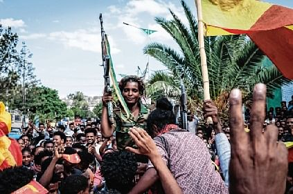 Ethiopia denies it's trying to 'suffocate' Tigray region