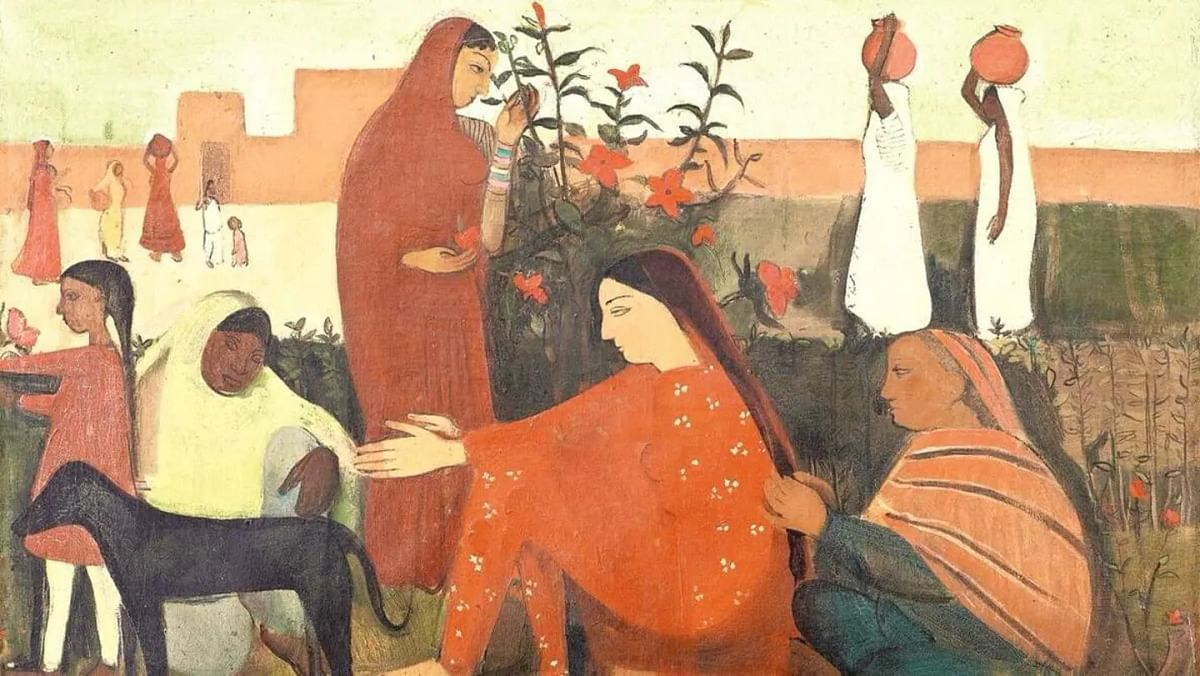 Amrita Sher-Gil's painting fetches Rs 37.8 crore, becomes second most expensive Indian artwork after VS Gaitonde's