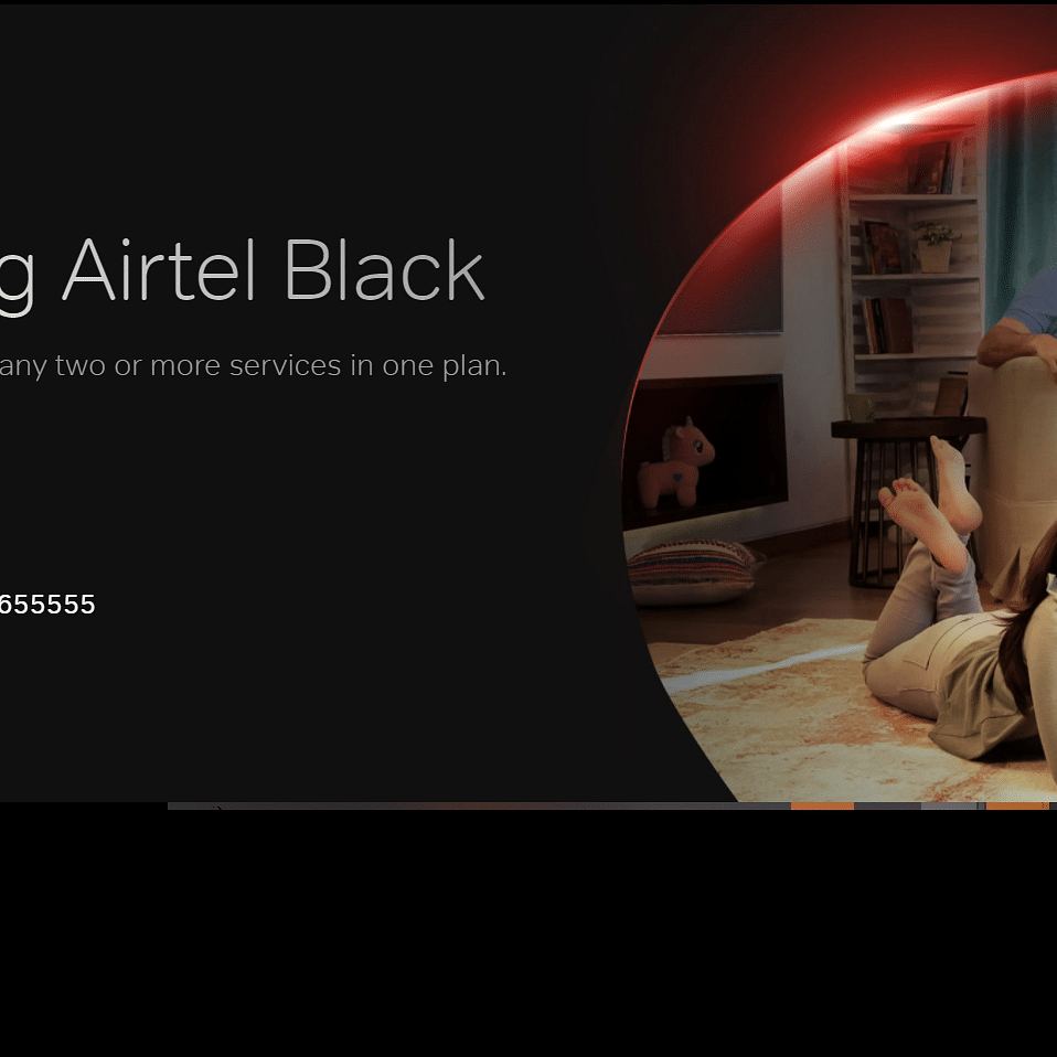 Bharti Airtel launches Airtel Black all-in-one plan for fibre, DTH, mobile services: Check out plans, cost, benefits and other details here