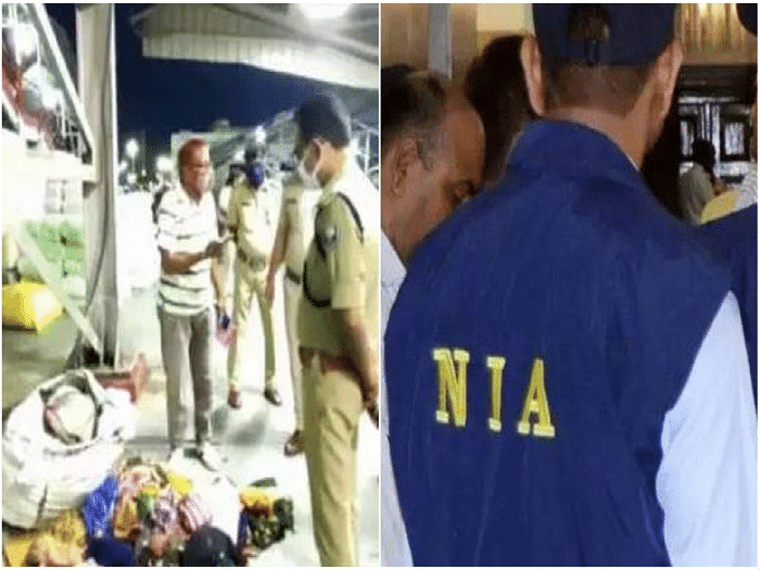 Bihar: Two more arrested in Darbhanga station blast , other two accused sent to NIA custody