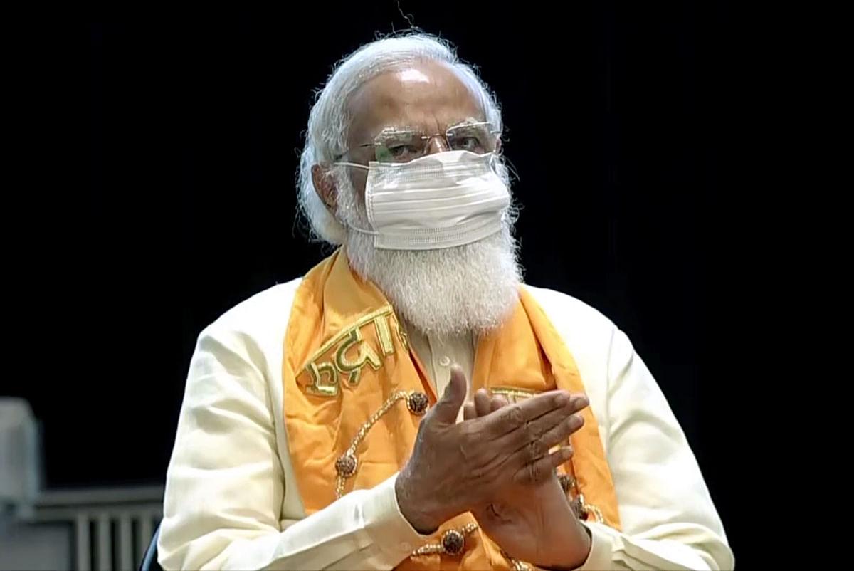 Preparation for polls? PM Modi kicks off mission UP from Varanasi, praises Yogi Adityanath for curbing spread of COVID-19