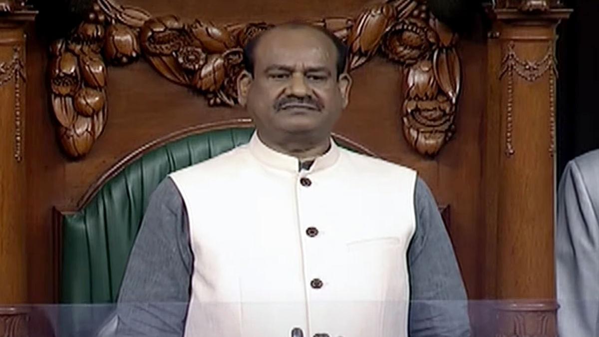 Lok Sabha Speaker Om Birla expresses disappointment over ruckus in House, promises stern action