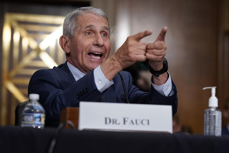 US disease expert Anthony Fauci says US headed in 'wrong direction' on COVID-19 spread