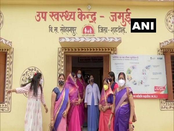 Jamui gram panchayat achieved 100 per cent vaccination
