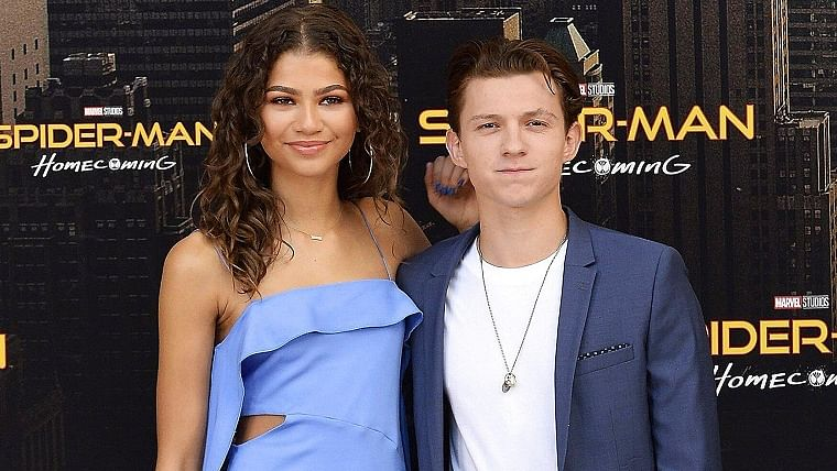 It's official! Spider-Man costars Tom Holland and Zendaya are dating