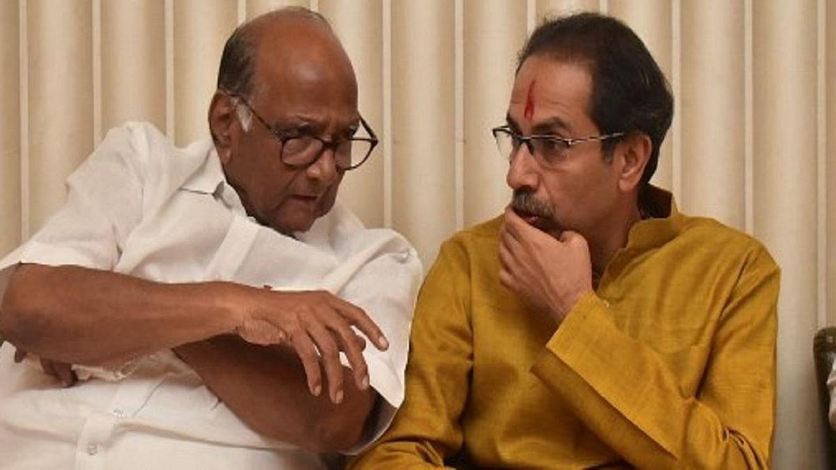 Mumbai: Pawar meets CM to discuss current political scenario