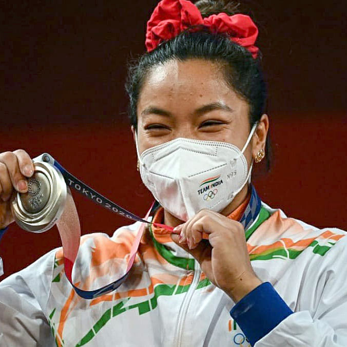 Mirabai Chanu's possible medal upgrade news turns out to be wrong; China's Zhihui Hou stands winner