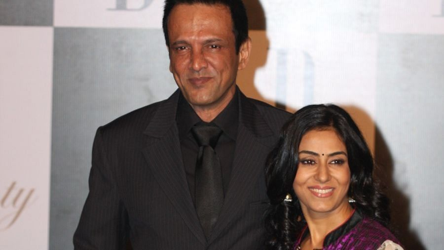 'We didn't want to shout from a rooftop that we're a couple': Nivedita Bhattacharya on marriage with Kay Kay Menon