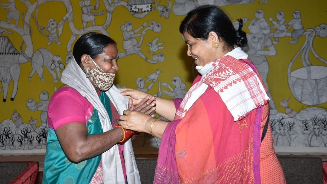 Bhopal: Tribals of MP are the backbone of Indian culture, says culture minister Usha Thakur