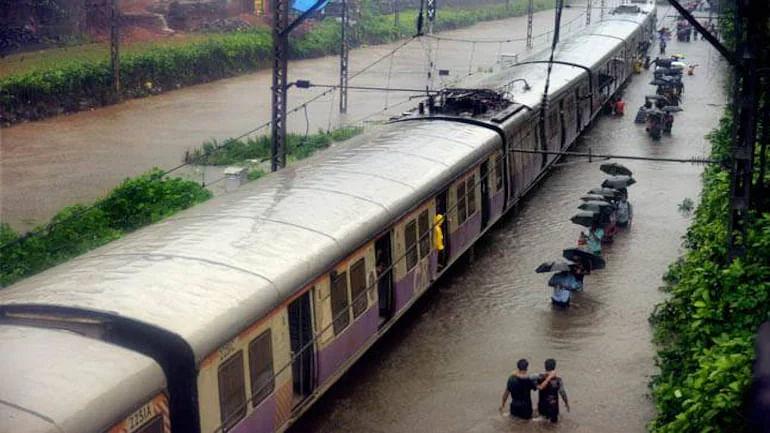 Maharashtra: Heavy rains wash out rail tracks near Kasara Ghat; train services in Central, Konkan rail lines hampered