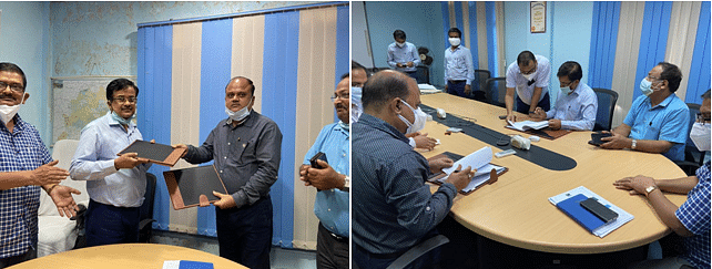 NBCC signs MoU with OHPC
