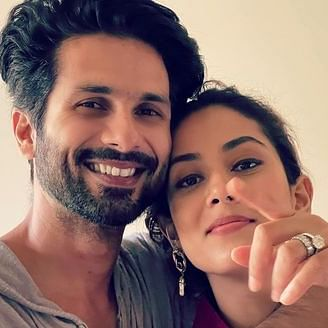 Shahid Kapoor's wife Mira writes 'you make my heart skip a beat'; fans say 'he does that to everyone'