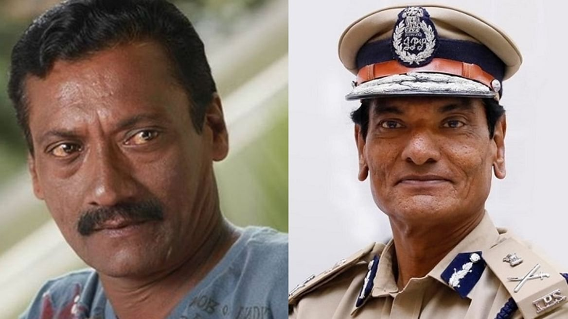 Malayalam actor Chembil Ashokan thrilled to be the lookalike of new Kerala DGP