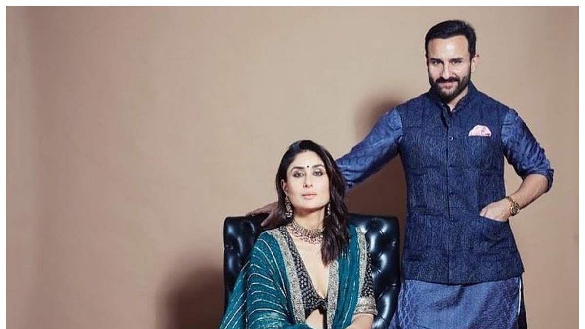 'She would stab me': Saif Ali Khan's hilarious reaction to why he never gave wife Kareena Kapoor haircut during lockdown