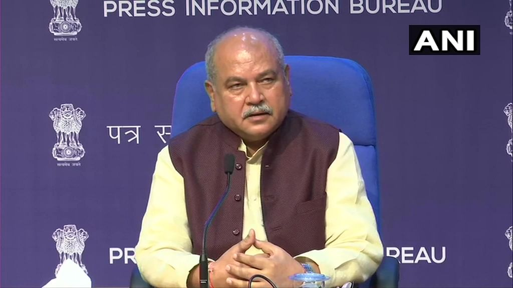 'APMCs will not be done away with': Union Agri Min Narendra Singh Tomar appeals to farmers to end agitation