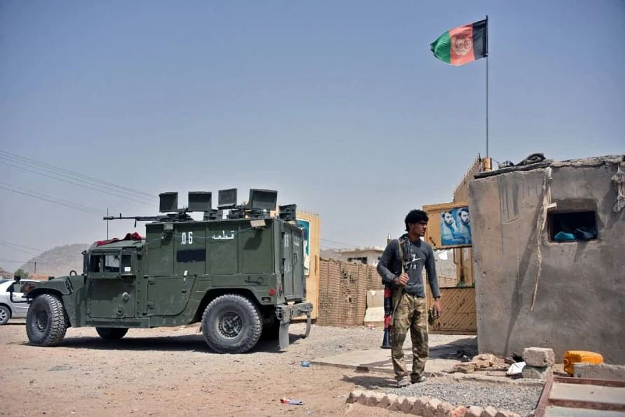 Afghanistan may seek India's military assistance if Taliban talks fail: Report