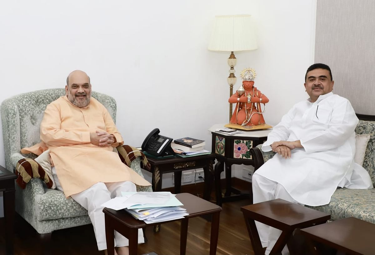 'No idea': West Bengal BJP chief Dilip Ghosh after Suvendu Adhikari meets Amit Shah, Tushar Mehta in Delhi