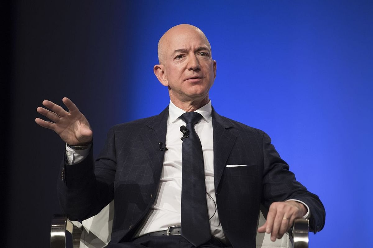 Amazon Founder Jeff Bezos to step down as CEO:  How much is he worth on July 5?