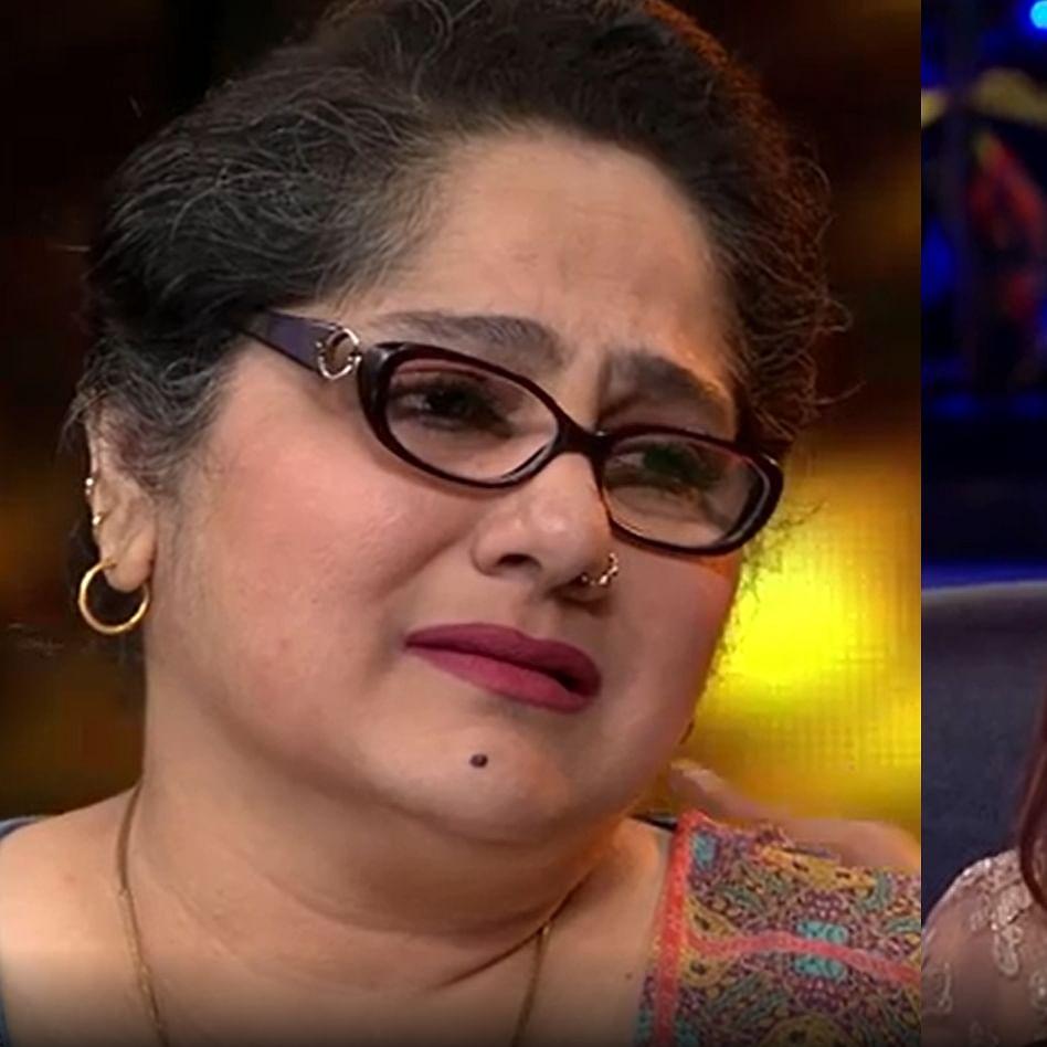 Watch: Shagufta Ali breaks down upon receiving Rs 5 lakh from Madhuri Dixit on behalf of 'Dance Deewane 3'
