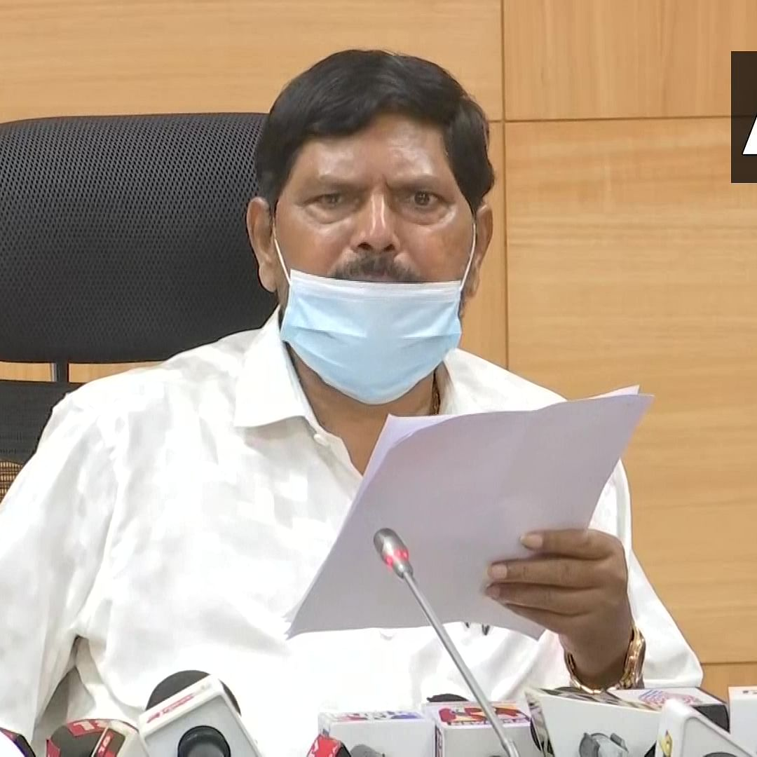 'There is need for caste-based census to figure out community-wise population': Ramdas Athawale