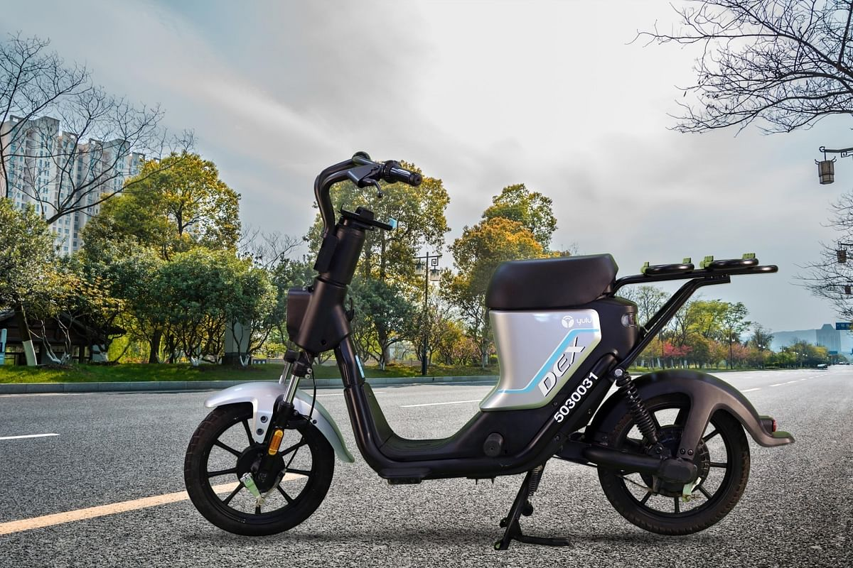 Yulu announces DEX, electric 2-wheeler for short distance delivery of goods