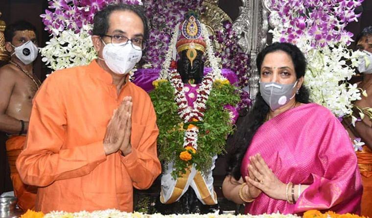 Maharashtra CM Uddhav Thackeray to perform pooja at Pandharpur