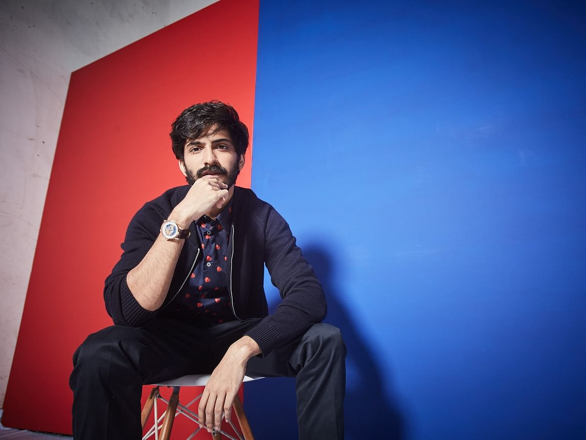 'I am looking for emotionally intimate films', shares Harsh Varrdhan Kapoor
