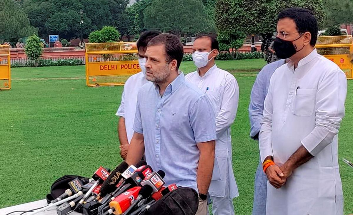 Maharashtra rain fury: Rahul Gandhi appeals to Congress workers to assist in relief work