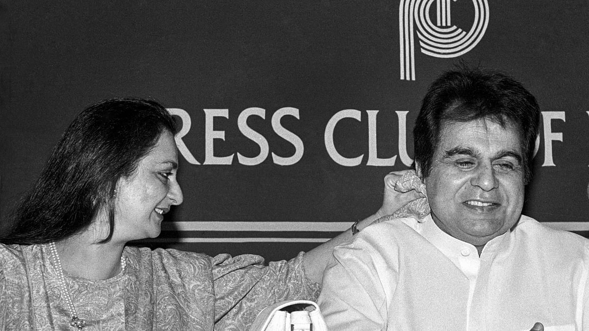 Dilip Kumar Mental Health: When he consulted a psychiatrist as the 'Tragedy King' tag led to depression
