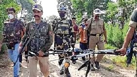 BSF opens fire after Pak drone spotted on IB