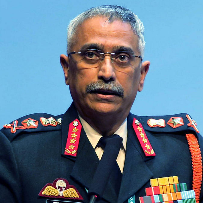Military developing capabilities to deal with drone threats, says Army Chief M M Naravane