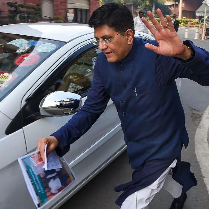Parliament monsoon session: Piyush Goyal, Pralhad Joshi meet Opposition leaders; seek support to pass bills