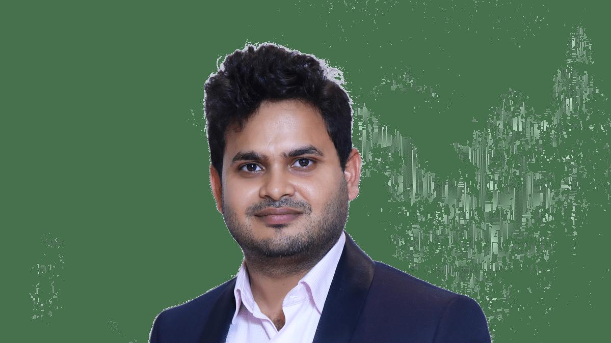 Toshendra Sharma, Founder and CEO, NFTically