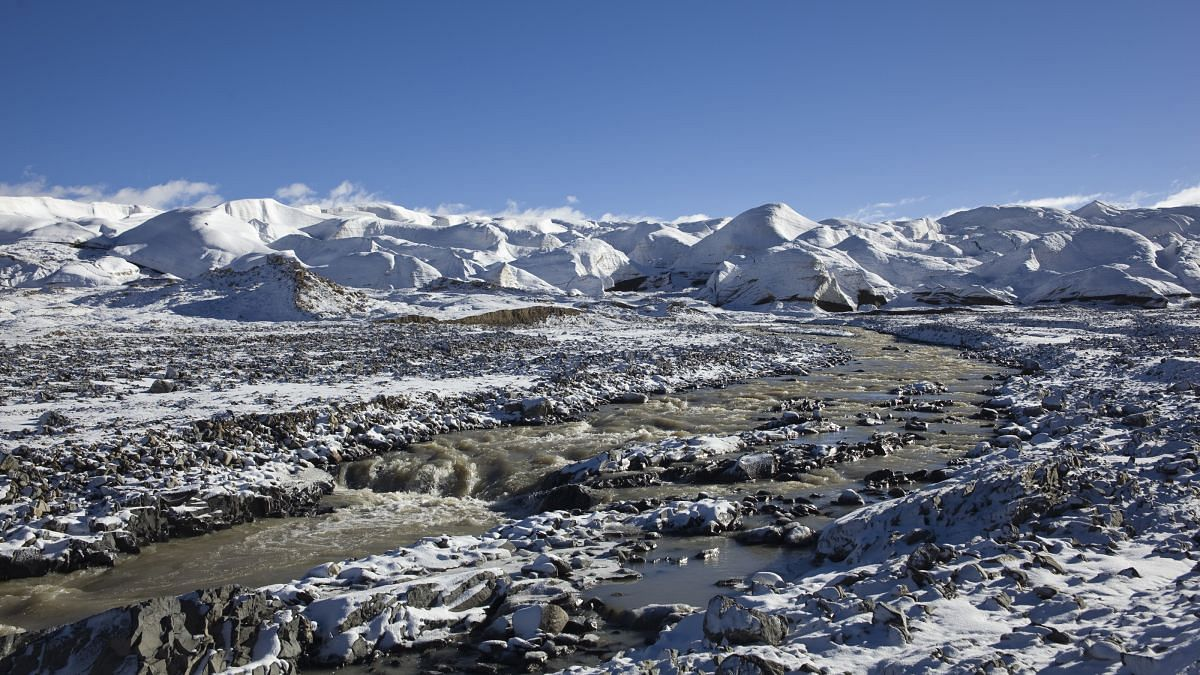 Scientists discover 15,000-year-old viruses from Tibetan glaciers