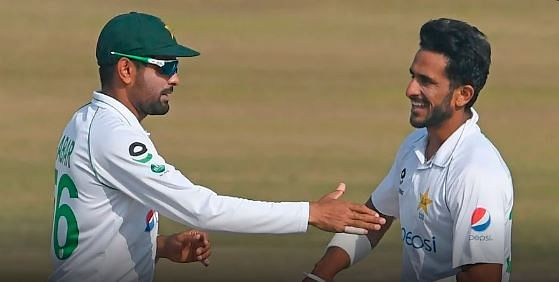 Hasan Ali and Pakistan captain Babar Azam are among the four players in the highest-earning Category A