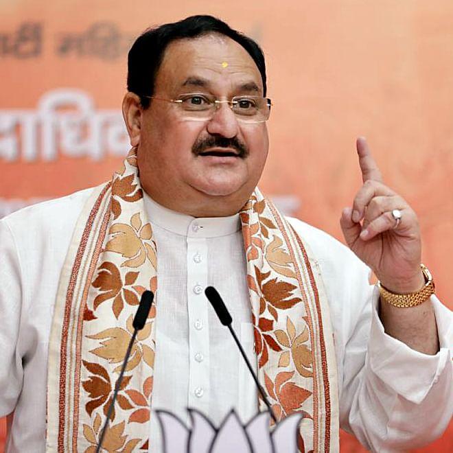 Under PM Modi's leadership, NDA govt will ensure all-around development of Puducherry: JP Nadda
