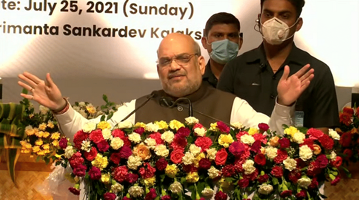 5 ministers from Northeast India shows where it stands in BJP and PM Modi's priorities: Amit Shah in Assam