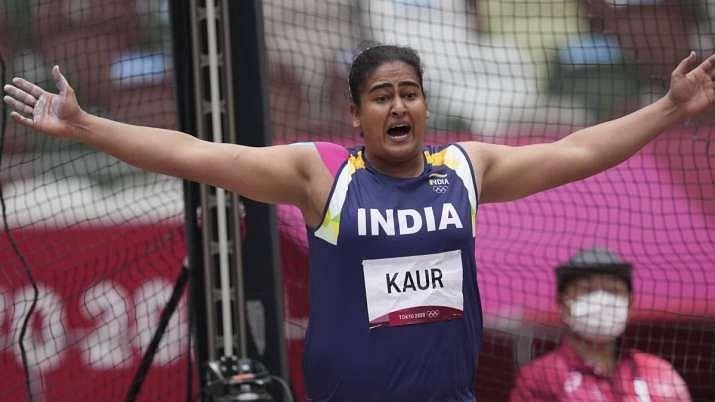 Athletics Day 2 Tokyo Olympics: Kamalpreet Kaur ranks second, Seema Punia misses out in discus throw qualification