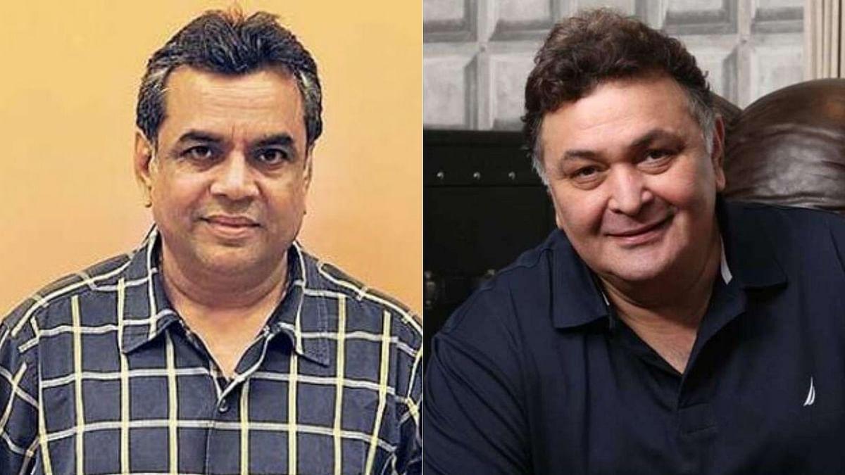 'It was emotionally overwhelming': Paresh Rawal on taking up Rishi Kapoor's role in 'Sharmaji Namkeen'