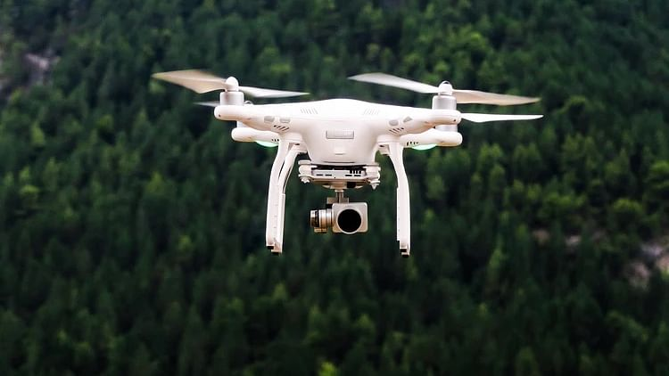 Drone seen inside Indian Embassy in Pakistan's Islamabad; India strongly objects to security breach