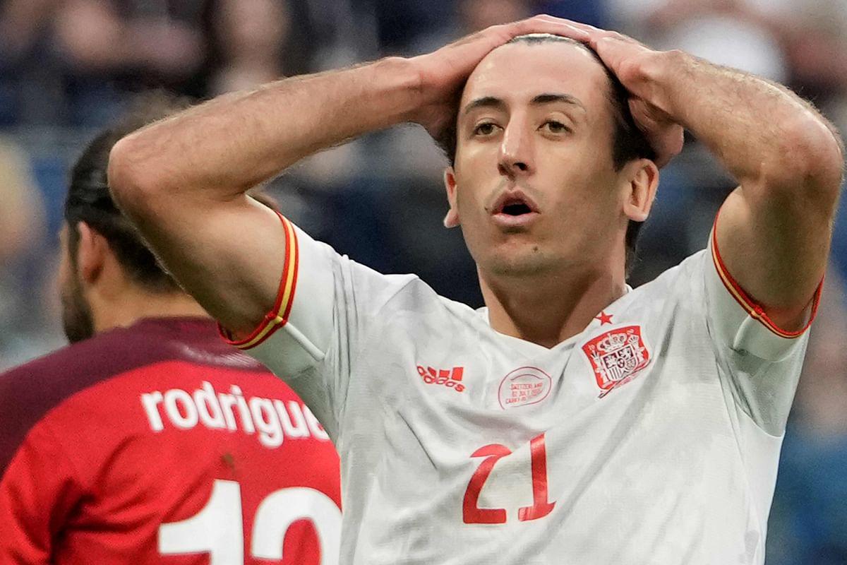 Euro 2020: Upfront worries for top-scoring Spain