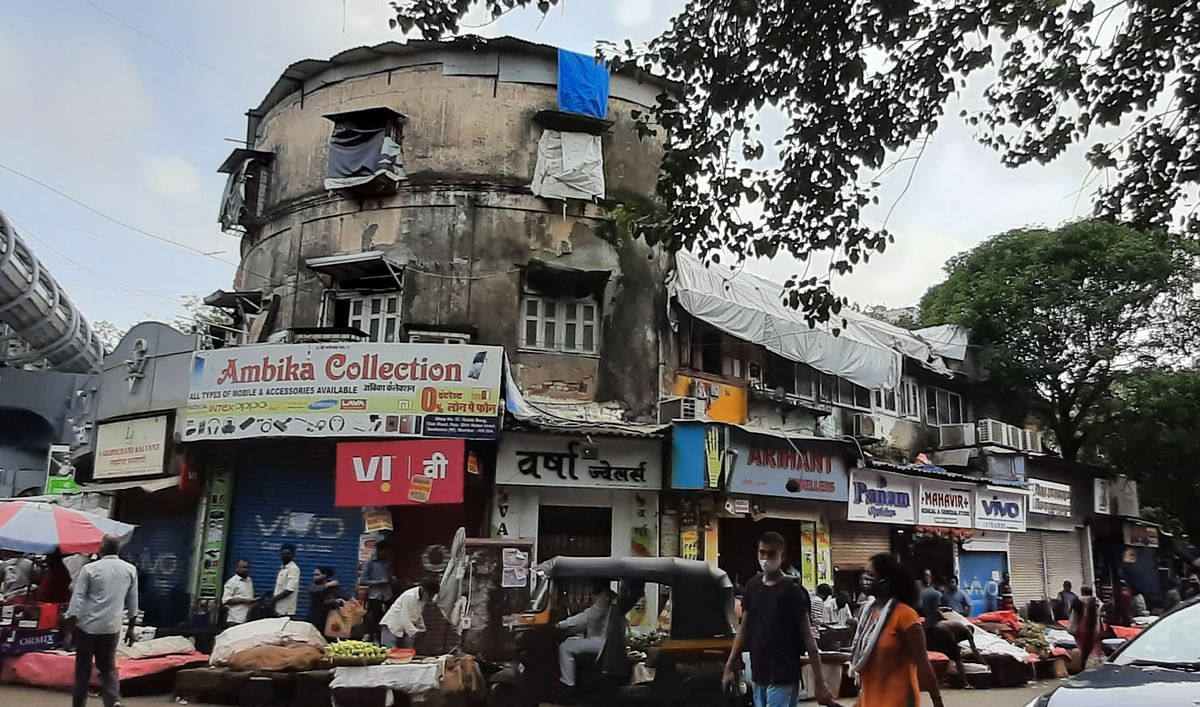 Buidings on the Brink: Demolition order for 'dangerous' Santacruz bldg challenged in SC; tenants claim structure is in excellent condition