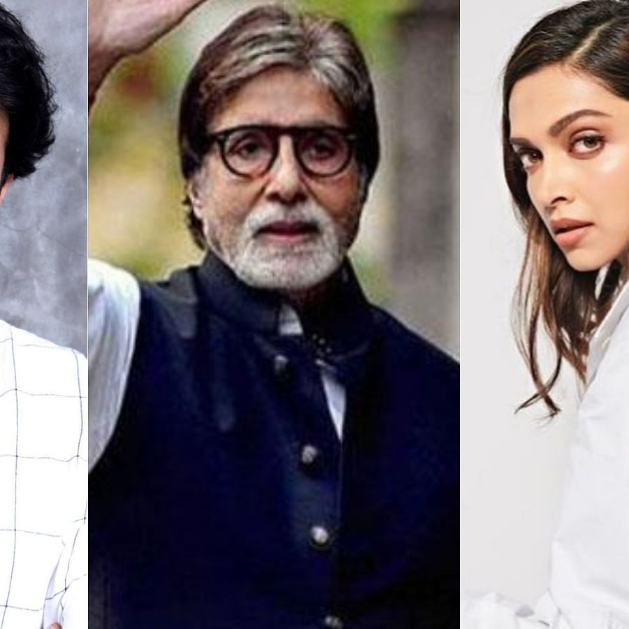 Amitabh Bachchan, Prabhas and Deepika Padukone's sci-fi drama goes on floors