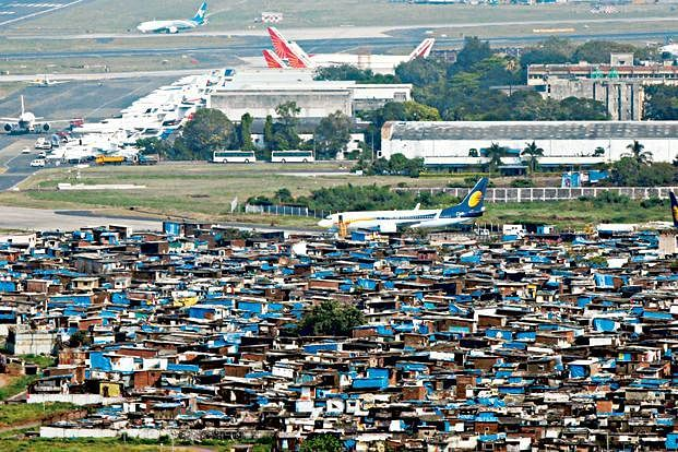 CSMIA Airport: Nearby slum dwellers will lose their right to rehabilitation if they remain unsupportive, warns UD