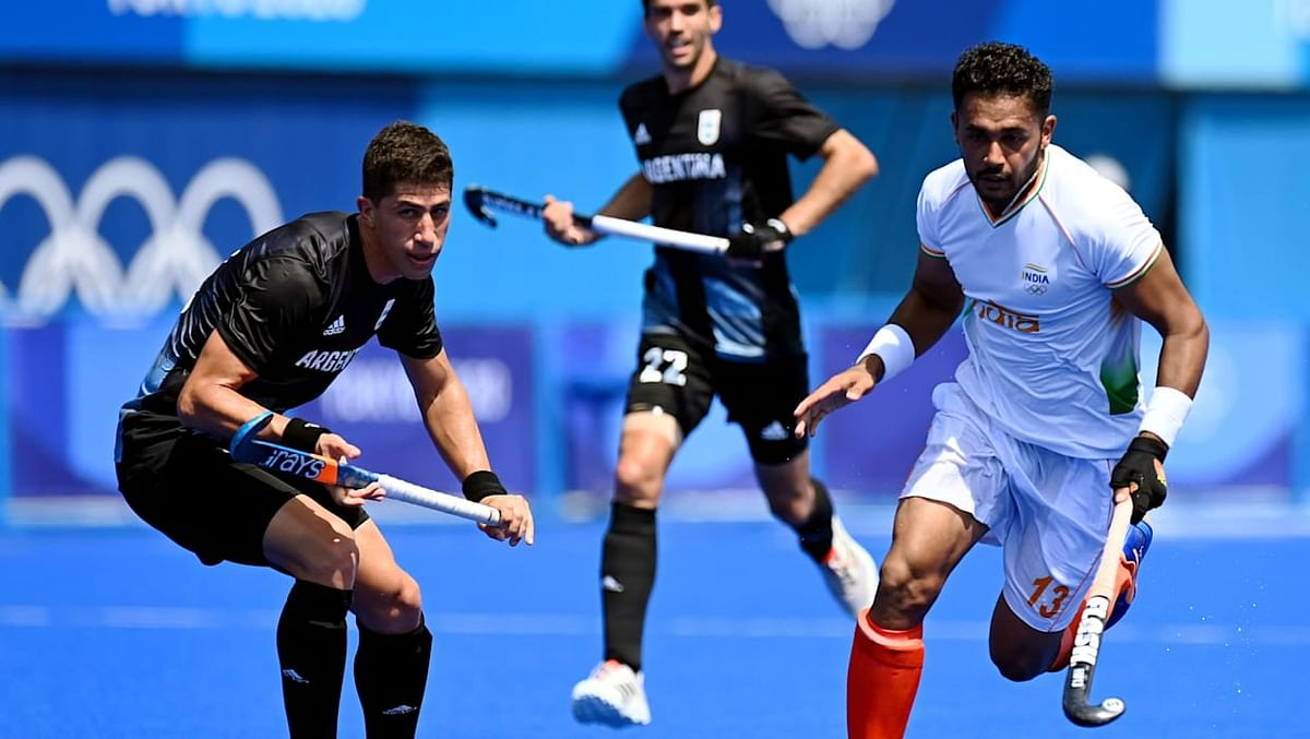 Tokyo Olympics 2020: Men's hockey team storm into quarterfinals as India beats Argentina 3-1