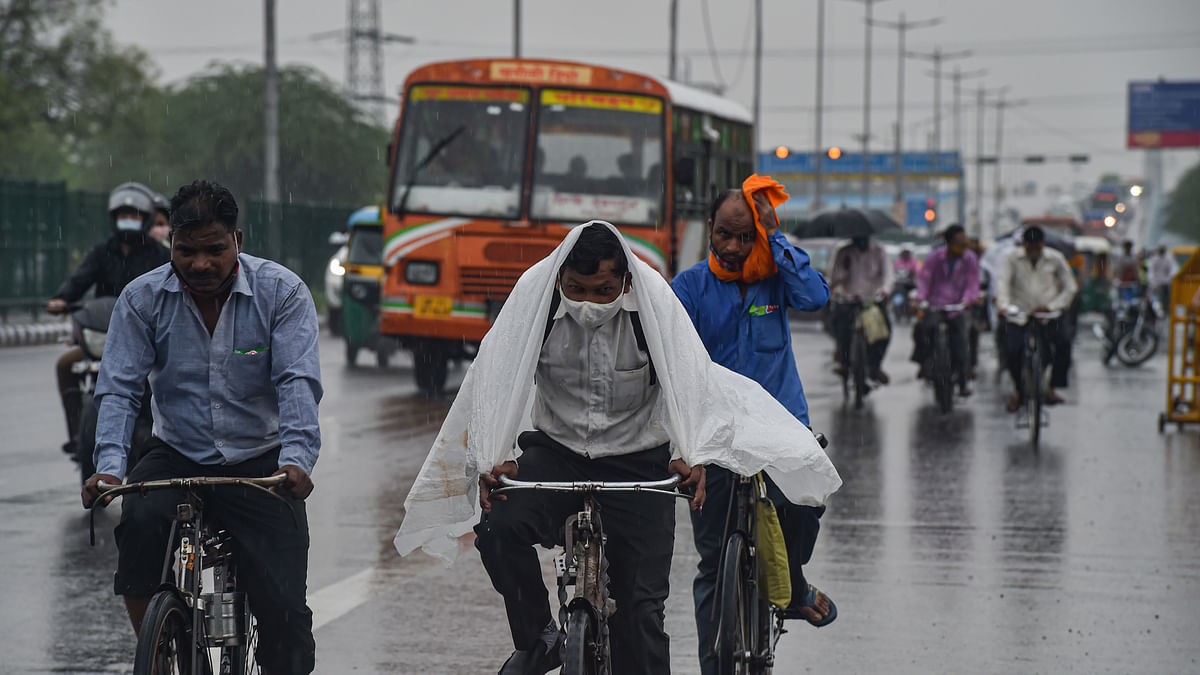 Southwest Monsoon has covered entire country after delay of five days, says IMD